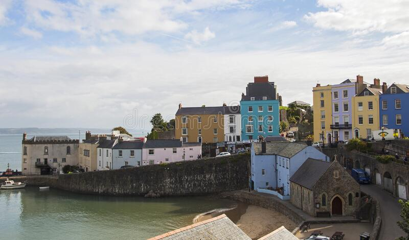 Tenby Harbour [Explore] royalty free stock image