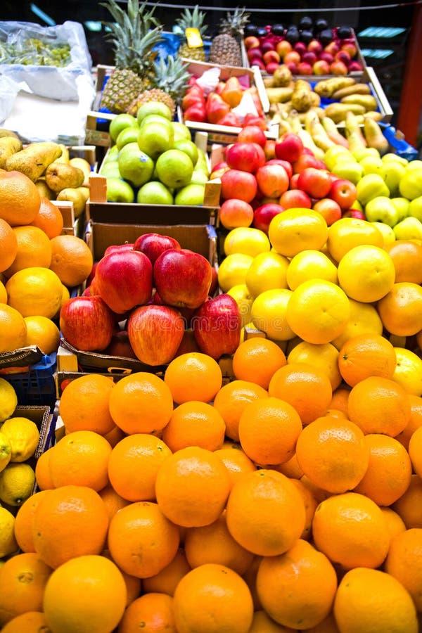 Tenda da fruta imagem de stock royalty free