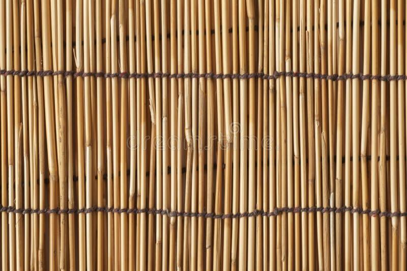 Download Tenda di bambù fotografia stock. Immagine di beige, bambù - 55356696