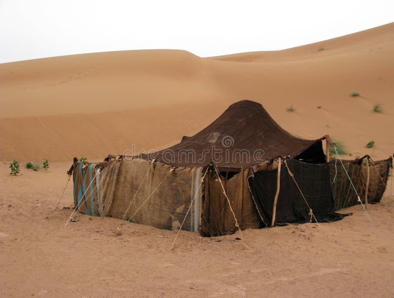 Tenda di Berber fotografie stock