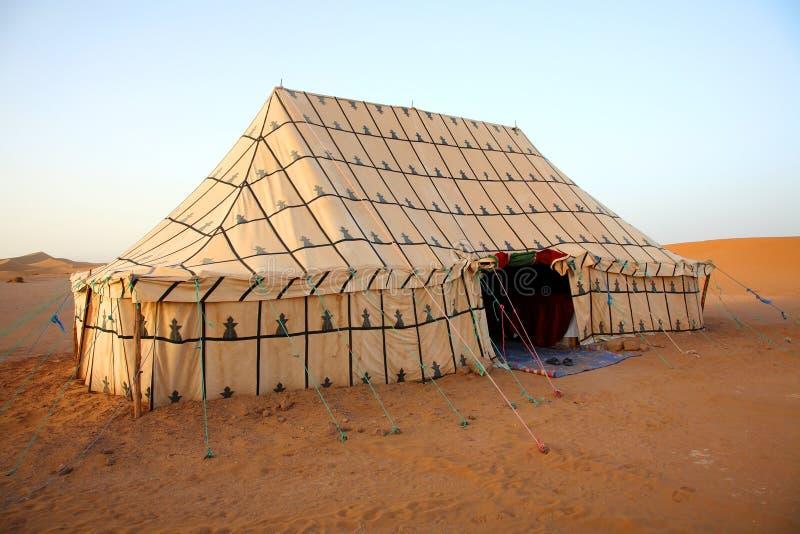 Tenda di Berber immagine stock