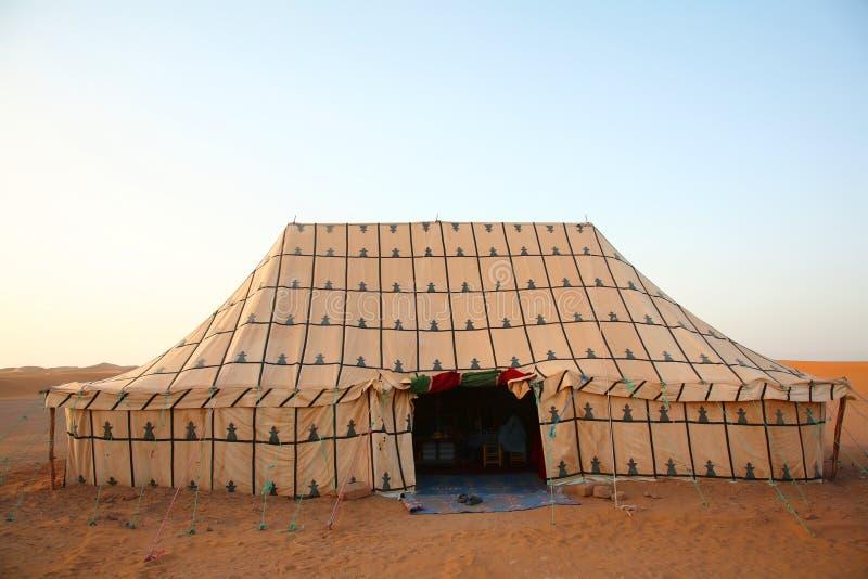 Tenda di Berber fotografia stock libera da diritti