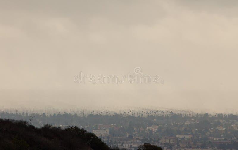 Tenda di pioggia fotografia stock libera da diritti