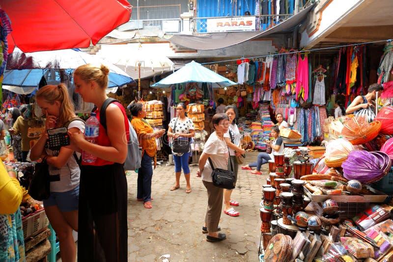 Tenda do mercado em bali fotos de stock royalty free