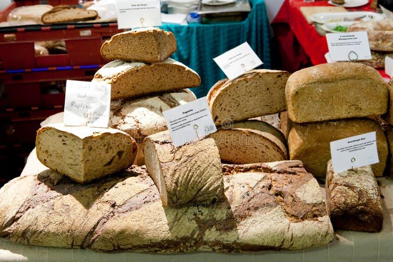 Tenda do pão foto de stock royalty free