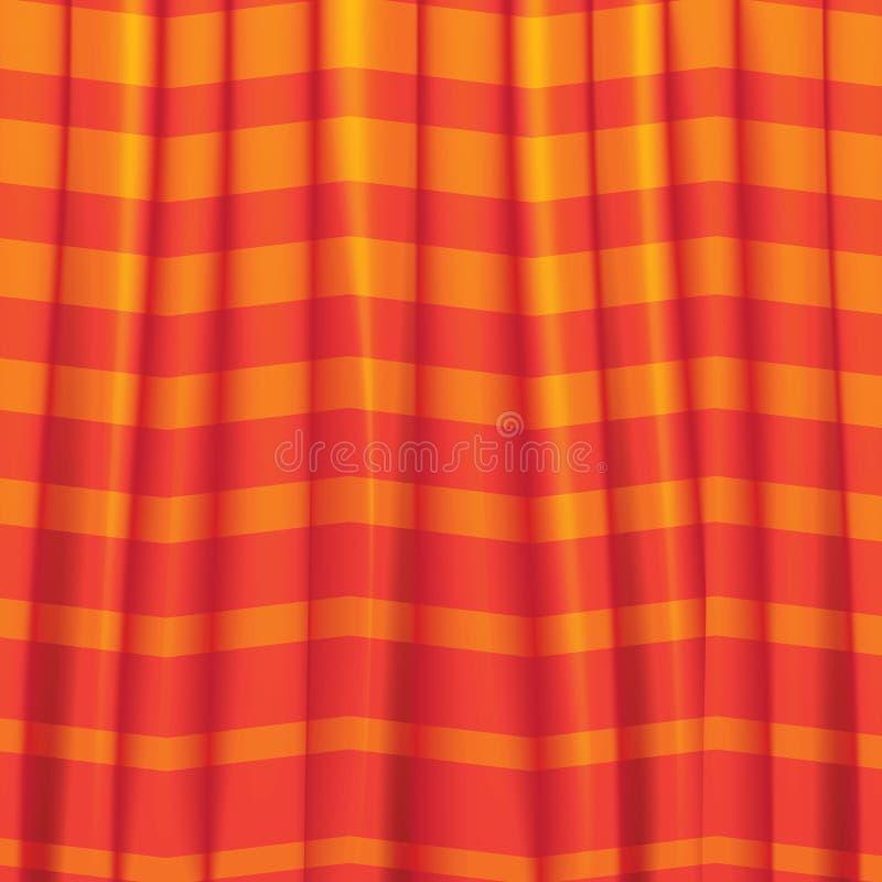Tenda, tende del fondo di vettore illustrazione di stock