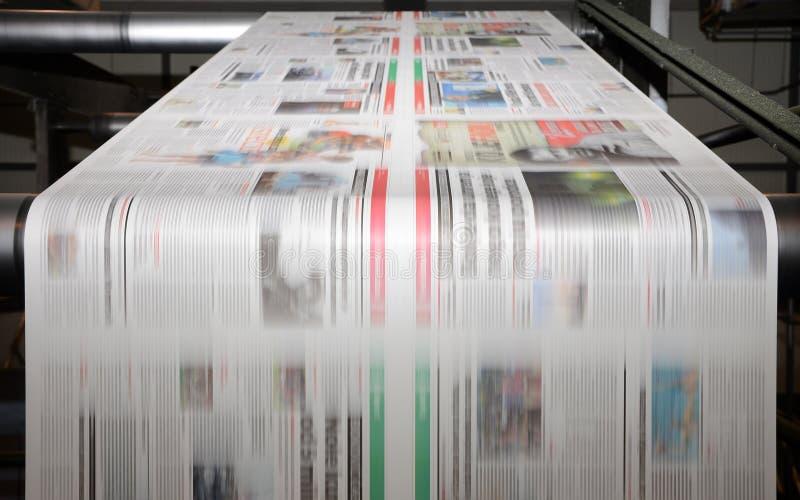 Tendenz-Offsetdrucken lizenzfreie stockfotos