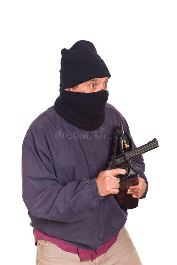 Tendenza della pistola immagini stock