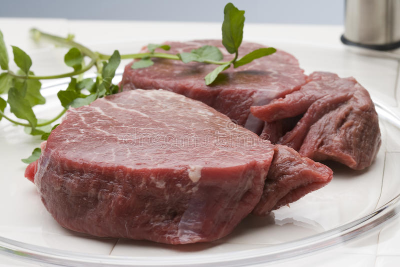 Tenderloin Steak Royalty Free Stock Photo