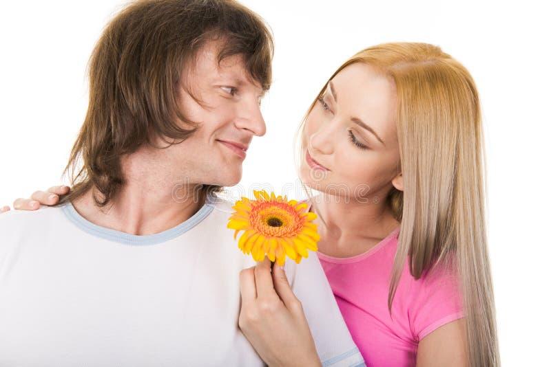 Download Tenderness stock image. Image of flirtation, isolation - 13337923