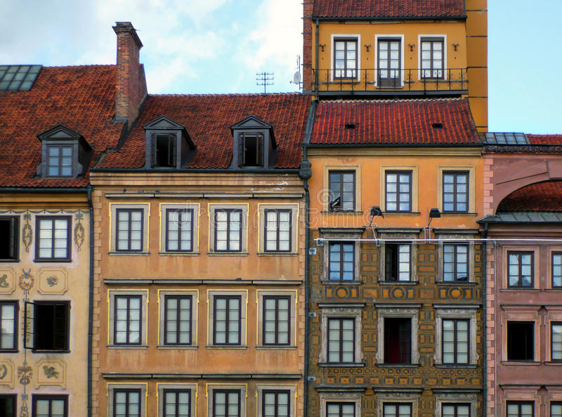 Download Tenements stock photo. Image of house, market, europe - 20984048
