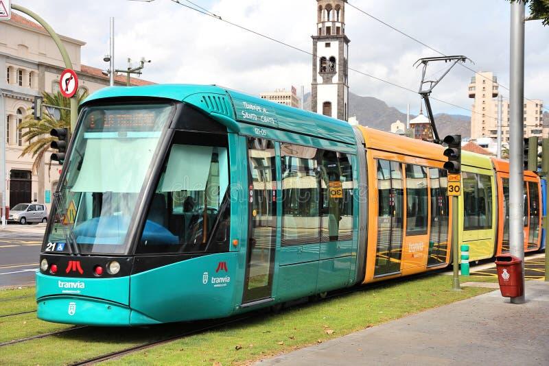 Tenerife τραμ
