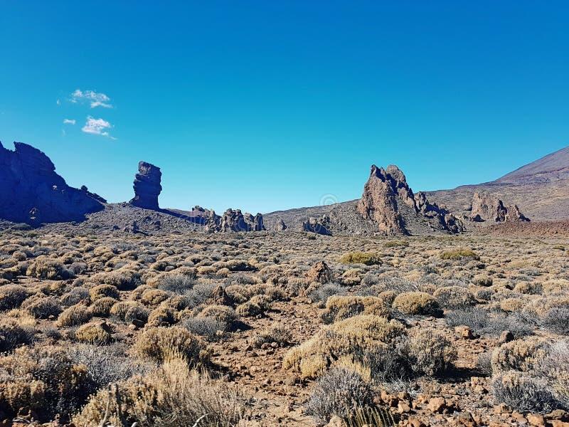 Tenerife fotografía de archivo libre de regalías
