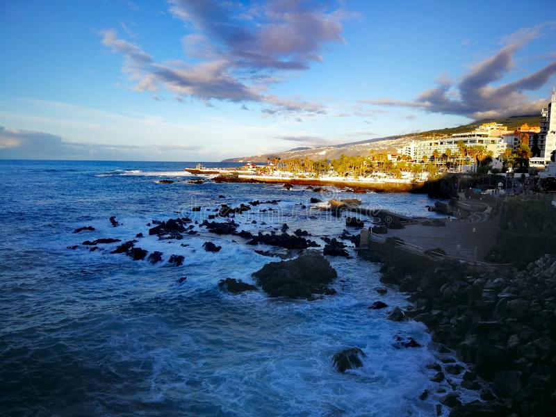 Tenerife stock foto