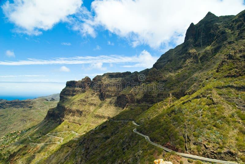 Tenerife stock afbeeldingen