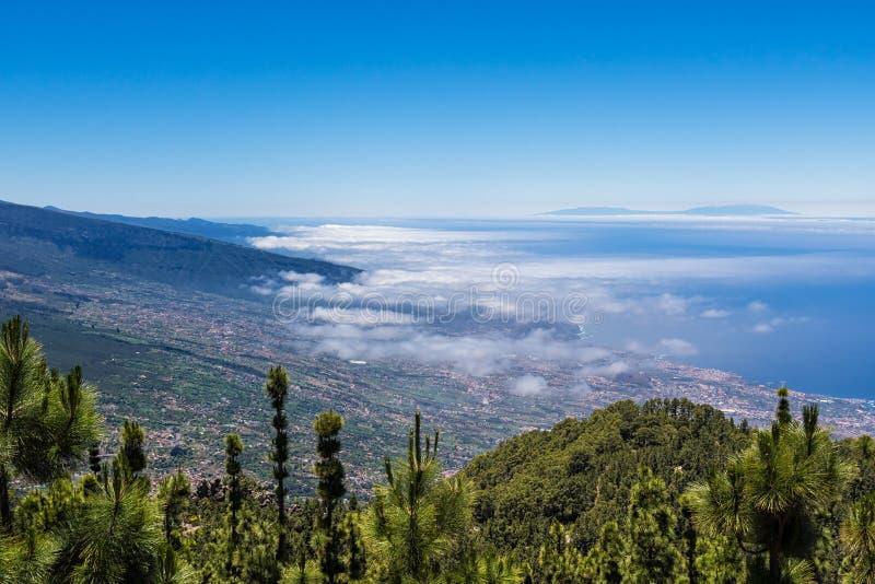 Tenerife imágenes de archivo libres de regalías