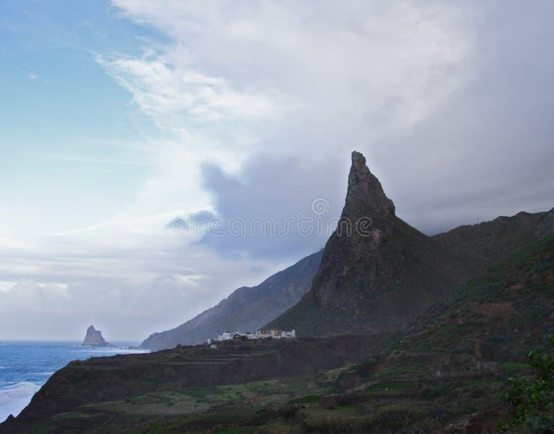 Tenerife stockbild