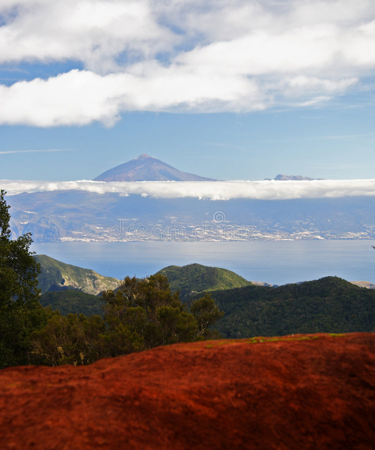 Download Tenerife stock image. Image of high, scenic, national - 7219531