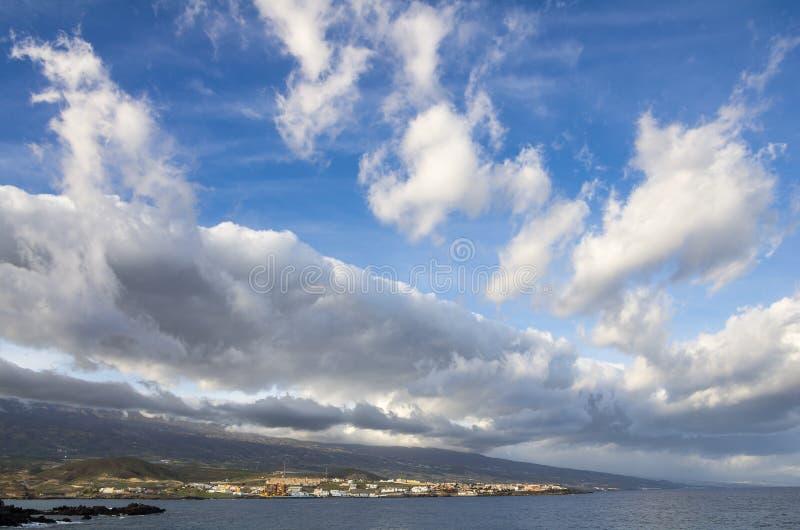 Tenerife royalty-vrije stock afbeelding