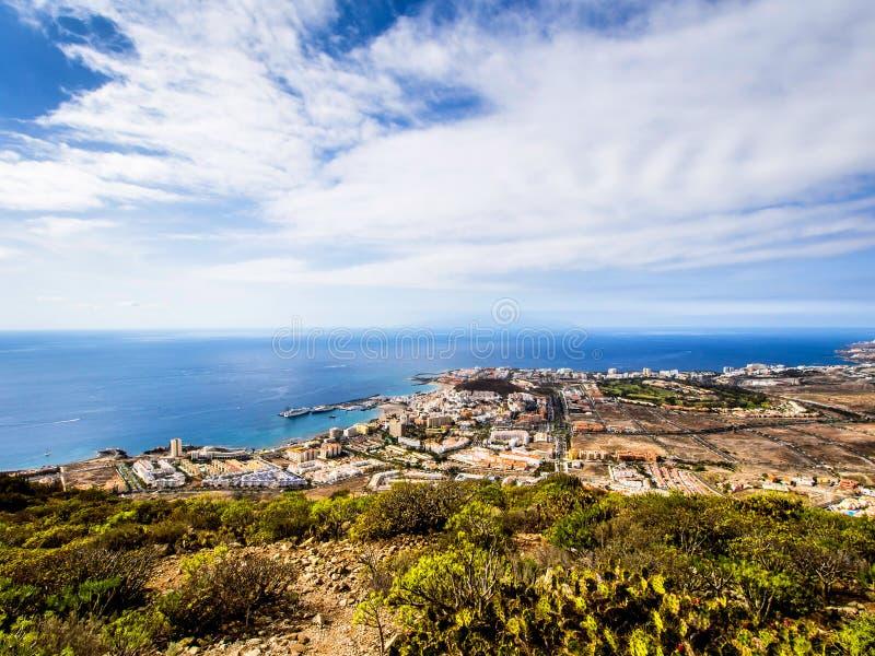 Tenerife, Canarische Eilanden spanje stock afbeeldingen
