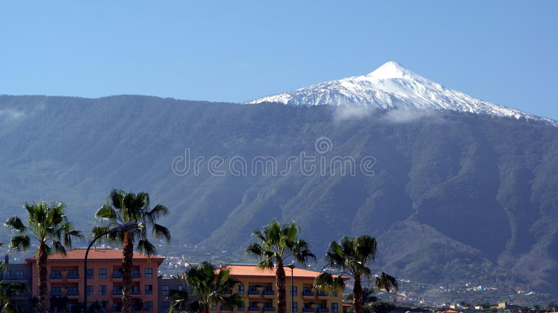 Tenerife, Canary Islands, Spain royalty free stock photos