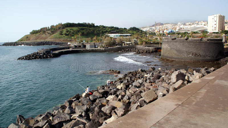 Tenerife, Canary Islands, in Spain stock images