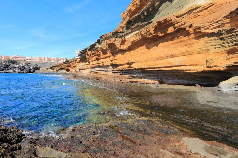 Download Tenerife stock image. Image of formation, volcanic, rocky - 41862269