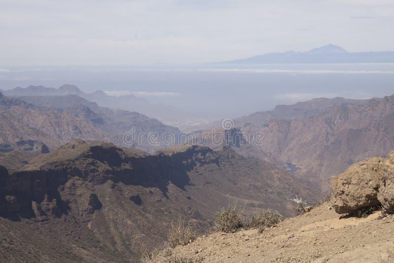 Download Tenerife and Gran Canaria stock image. Image of panoramic - 23901377