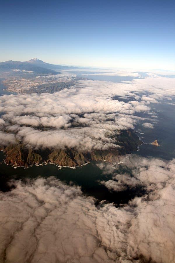 Download Tenerife island stock photo. Image of plane, holiday - 16994260