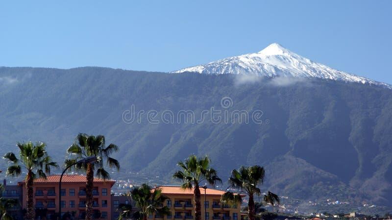 Tenerife, islas Canarias, España fotos de archivo libres de regalías