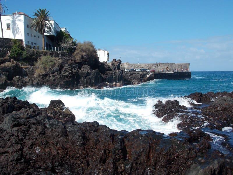 Tenerife magica, Spagna immagine stock libera da diritti