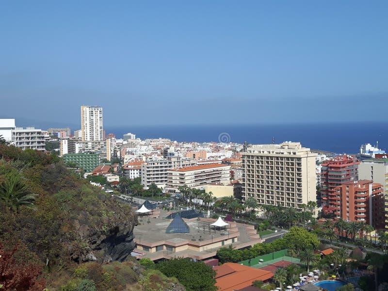 Tenerife Puerto de la Cruz fotos de stock