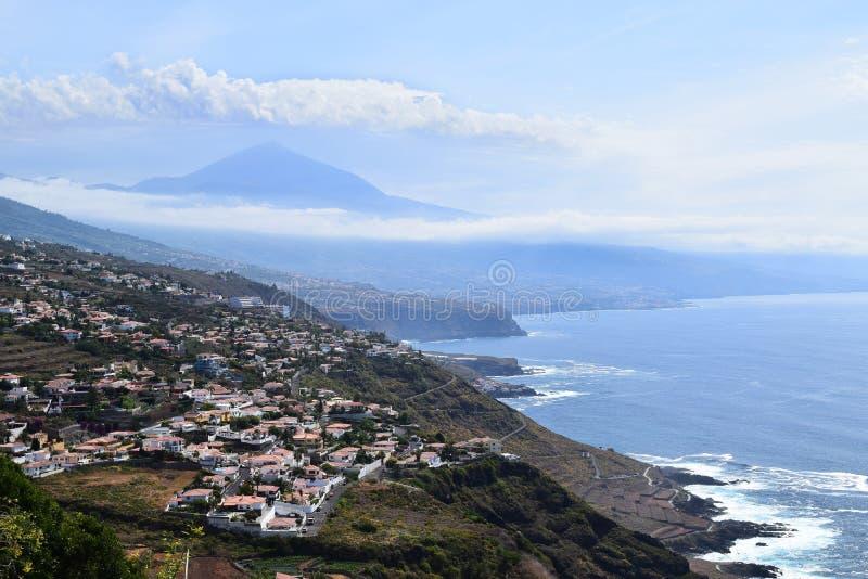 Tenerife, Teide immagini stock