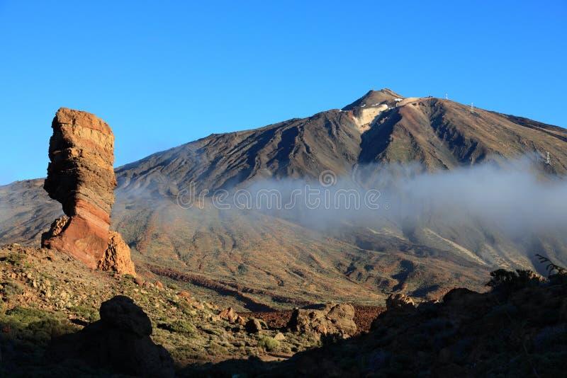 Tenerife, Teide lizenzfreie stockfotos