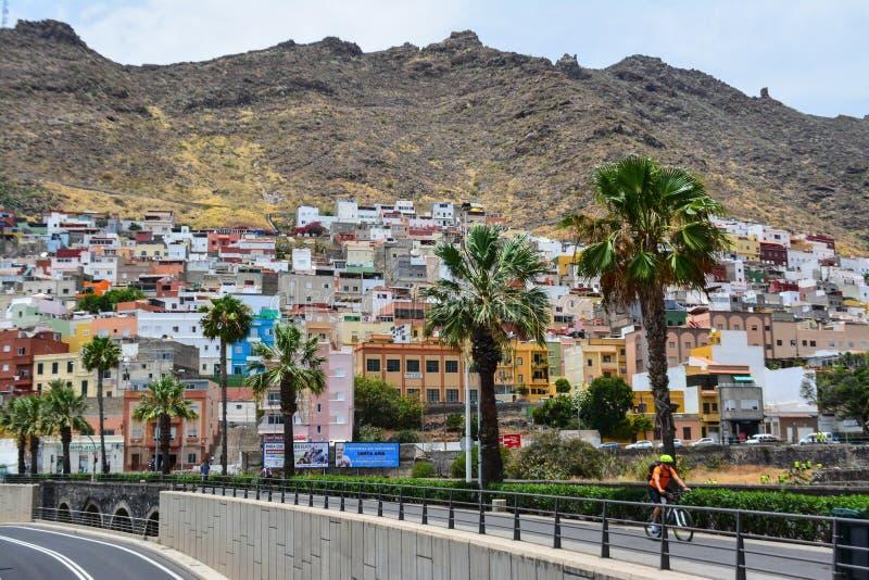 Tenerife imagen de archivo libre de regalías