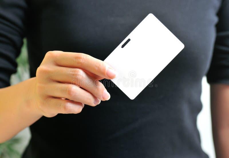 Tenga acceso a la tarjeta II imagenes de archivo