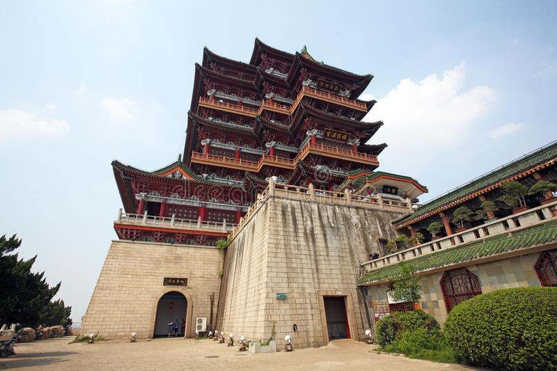 Download Tengwang Pavilion China Editorial Image Of Attractions