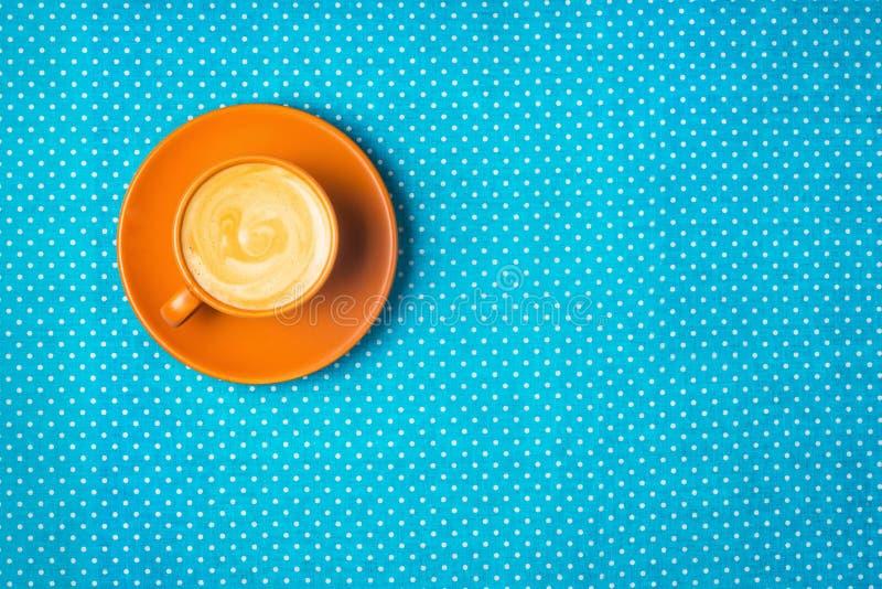 Tenha um dia agradável, bom dia com xícara de café imagem de stock royalty free
