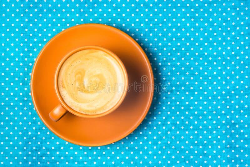 Tenha um dia agradável, bom dia com xícara de café fotografia de stock