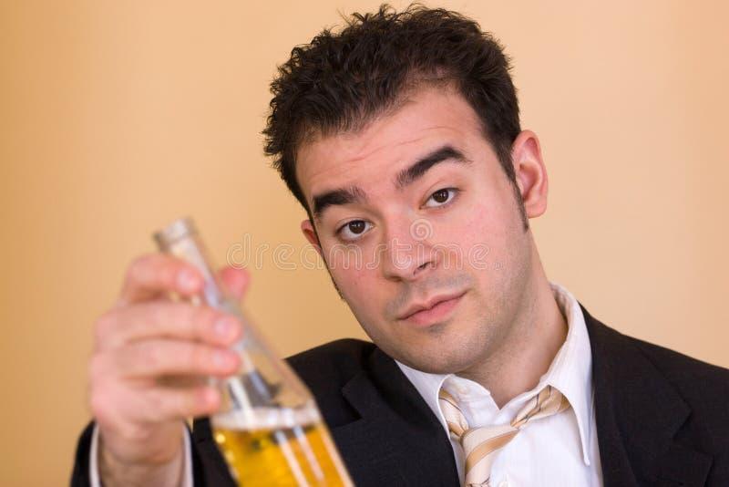 Tenha uma cerveja imagens de stock