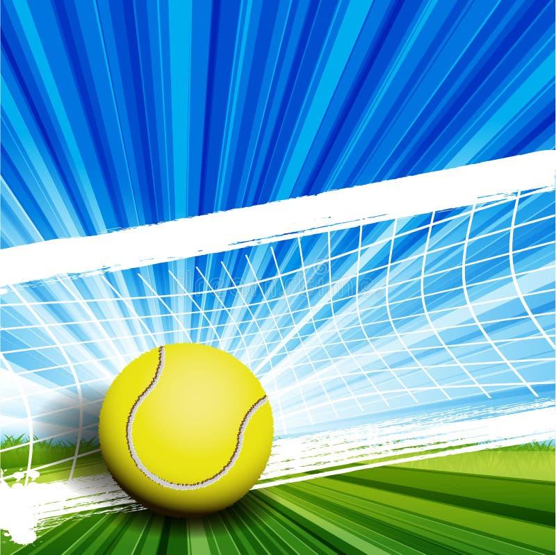 tenis royalty ilustracja