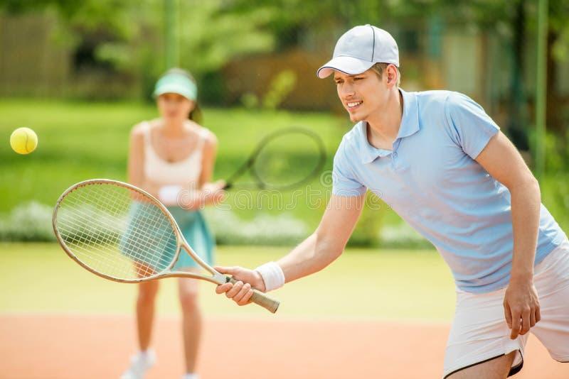 tenis foto de archivo