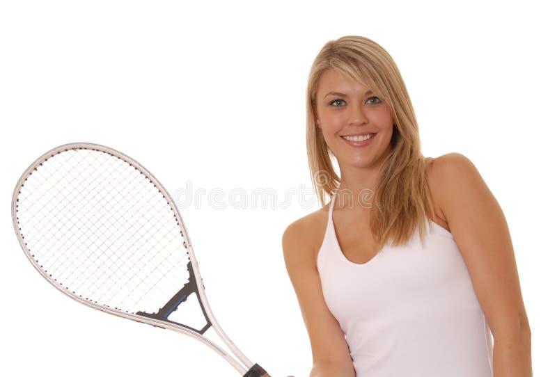 tenis dwie dziewczyny obrazy royalty free