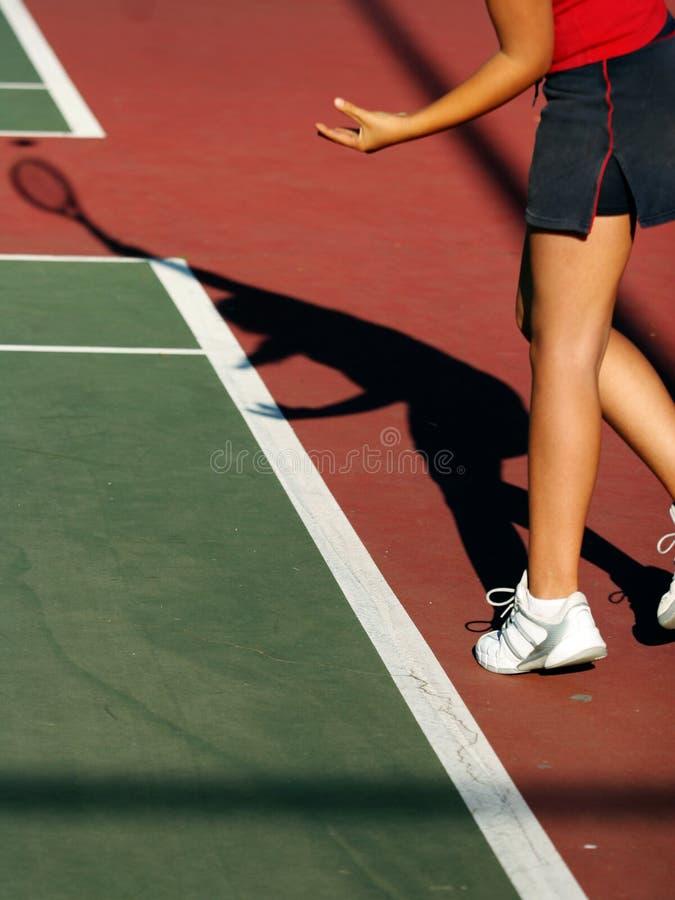 Download Tenis gracza zdjęcie stock. Obraz złożonej z ćwiczenie - 133186