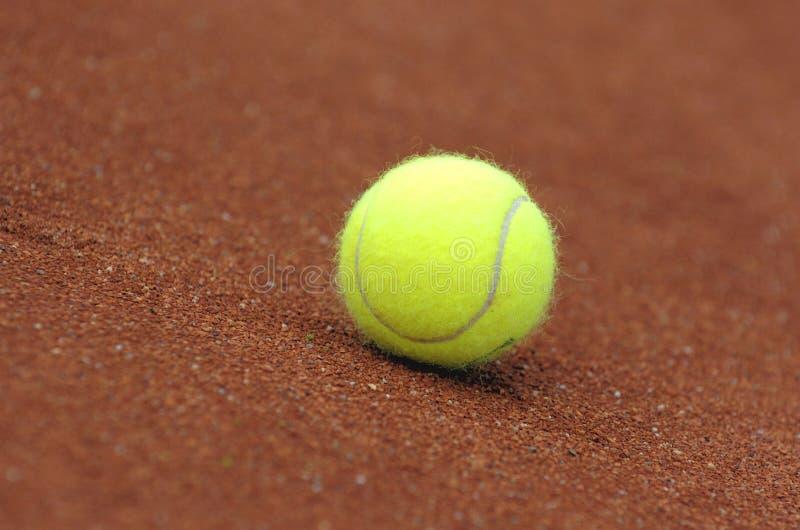 tenis piłkę zdjęcie stock