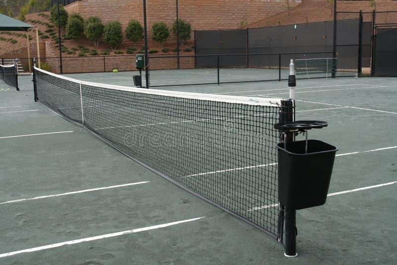 tenis sądu zdjęcia stock