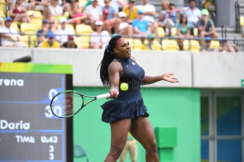 Tenis - Serena Williams zdjęcia stock