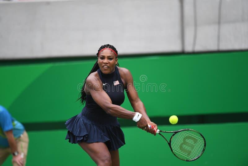 Tenis - Serena Williams zdjęcie stock