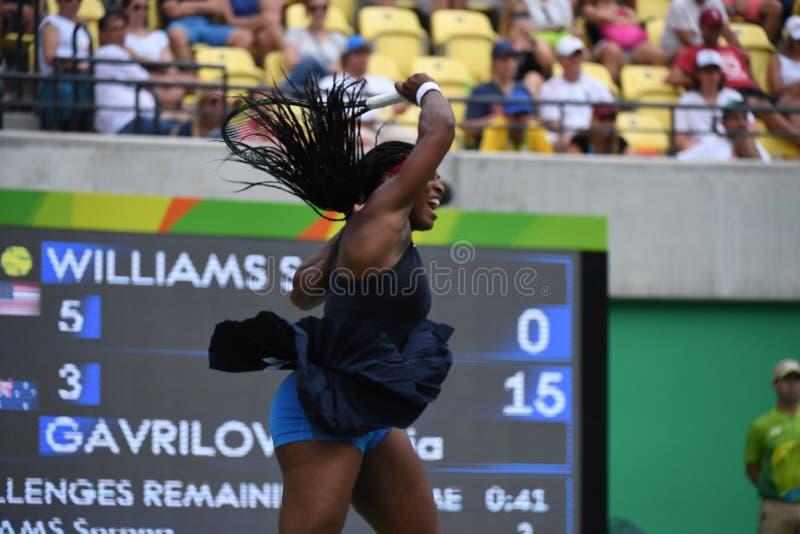 Tenis - Serena Williams zdjęcia stock