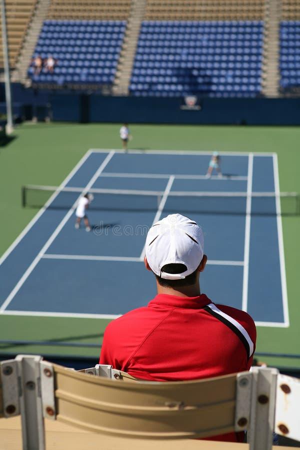 tenis zapałczany zdjęcia stock